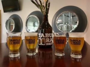 Tabula Rasa draft beers